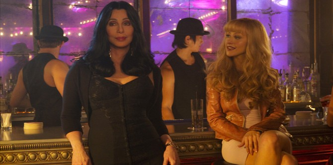 Varieté, Christina Aguilera, Cher