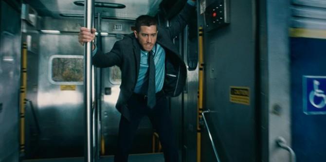 Zdrojový kód, Jake Gyllenhaal