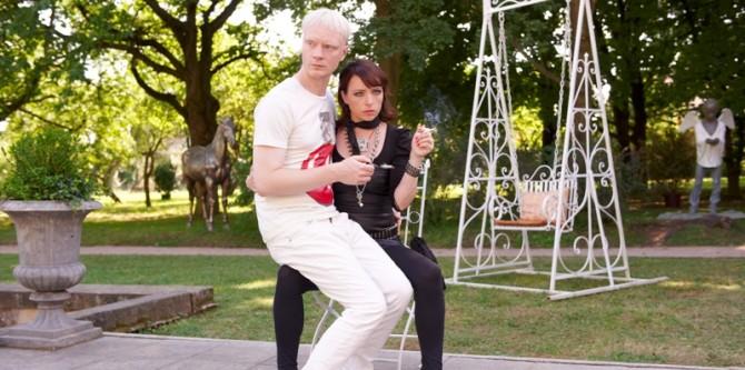 Odcházení, Tatiana Vilhelmová, Jan Budař