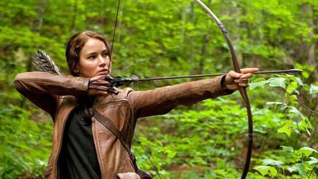 Hunger Games: Aréna smrti - Jennifer Lawrence