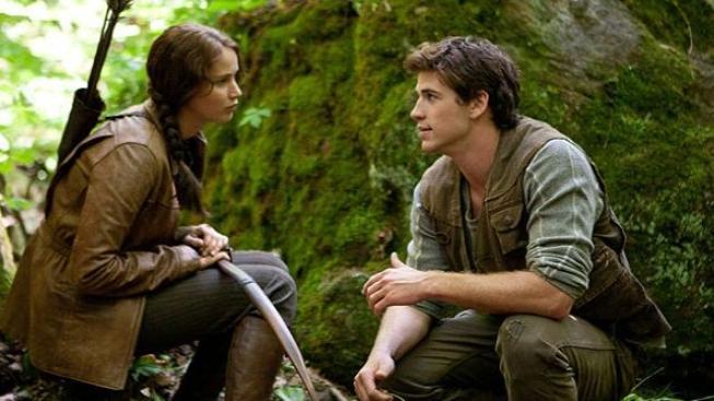 Hunger Games: Aréna smrti - Jennifer Lawrence, Liam Hemsworth