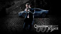 Bondův Aston Martin z Quantum of Solace půjde do aukce
