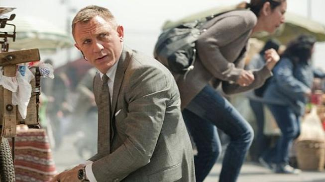 Daniel Craig, James Bond 007, Skyfall