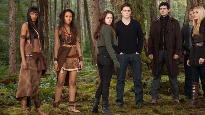 Twilight sága: Rozbřesk 2. část
