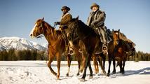 Tarantinova westernová komedie opět vede tabulku návštěvnosti kin