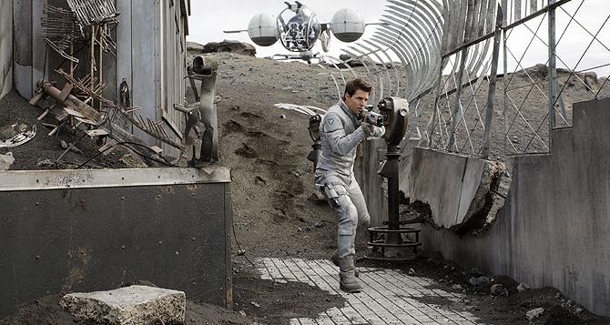 Tom Cruise ve filmu Nevědomí