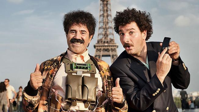 José Garcia, Michaël Youn ve filmu Hurá na Francii