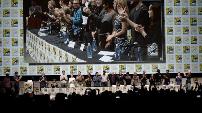 Tvůrci a herci z X-Men na letošním Comic Conu