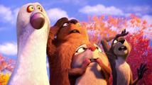 Velká oříšková loupež - recenze animáku pro nejmenší