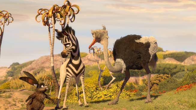 Khumba-and-Friends-Movie-Wallpaper
