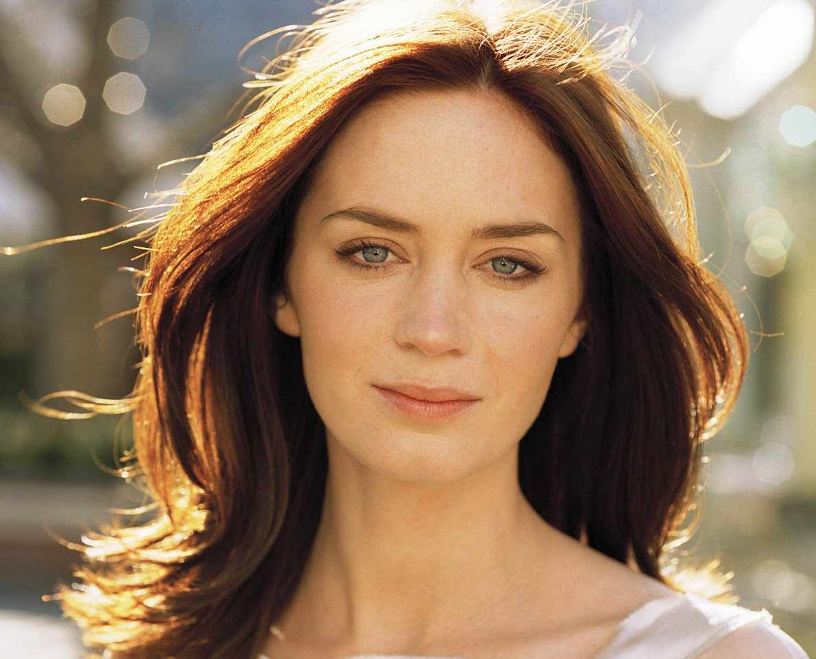 the gallery for emily blunt