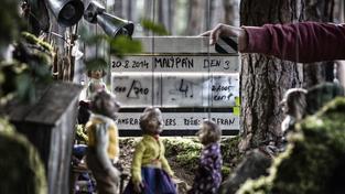 V jihočeských lesích padla první klapka pohádky Malý pán