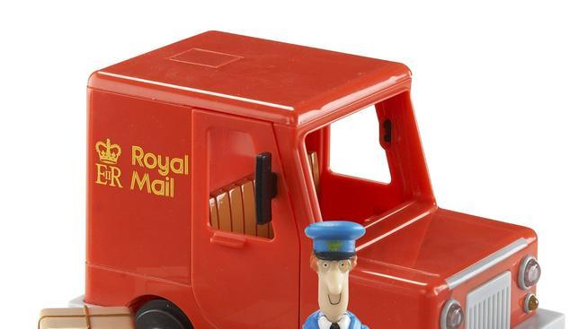 Postman Pat_hračka