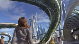 Země zítřka - recenze očekávaného sci-fi od s Georgem Clooneym
