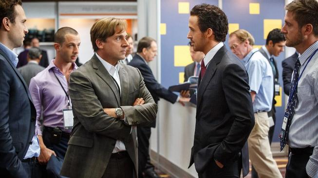 the big short ryan gosling and steven carell