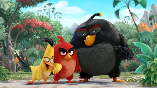 angry birds film 3