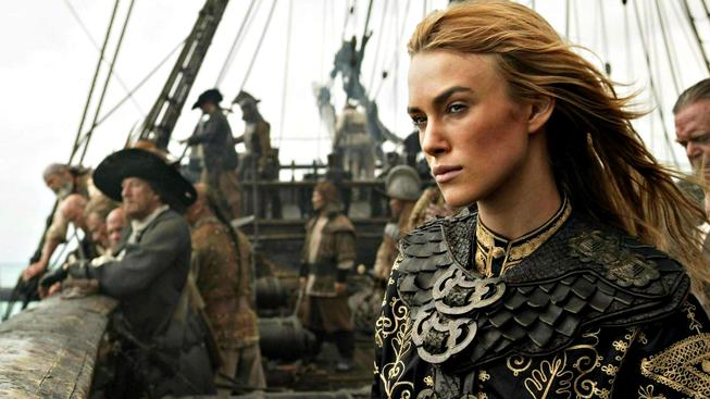 keira knightley pirates of the caribbean 3