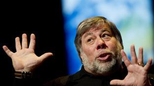 Spoluzakladatel firmy Apple Steve Wozniak okomentoval film Steve Jobs