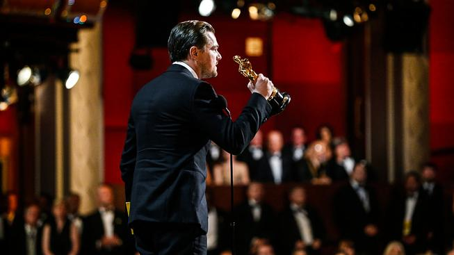 DiCaprio s vytouženou soškou