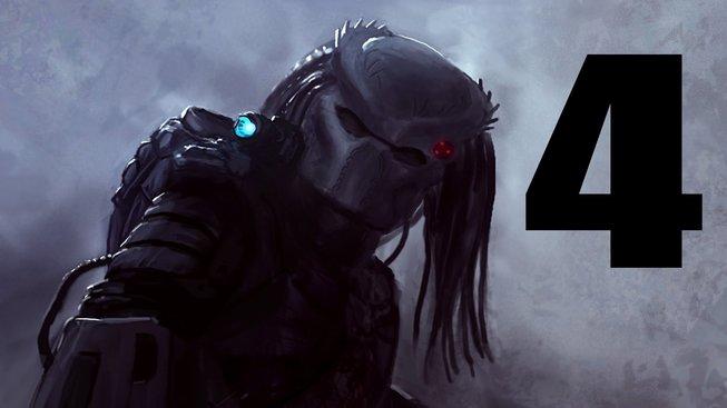 The Predator 2018 artwork