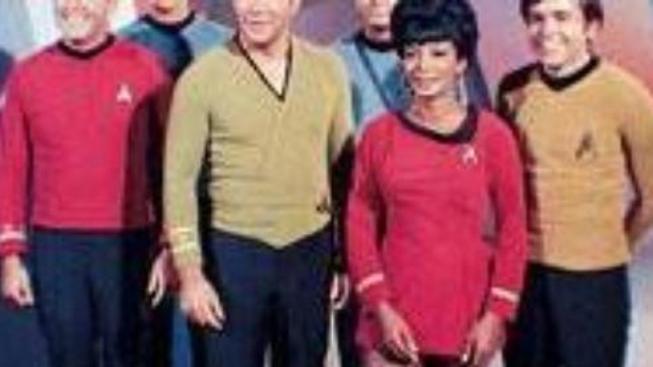 Star Trek - Čtyři dekády vesmírného putování