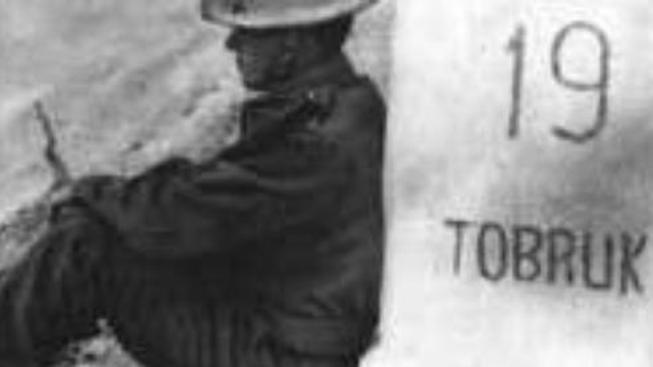 Marhoulův boj o Tobruk