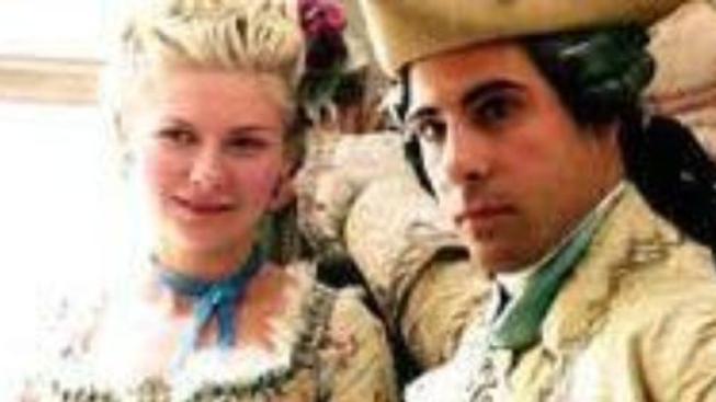Marie Antoinette - preview
