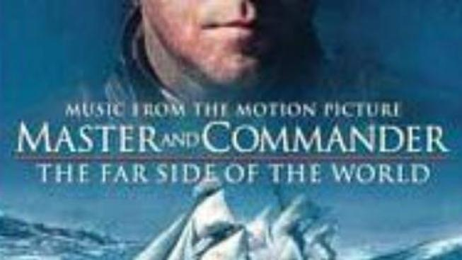 Master and Commander: The Far Side Of The World -soundtrack