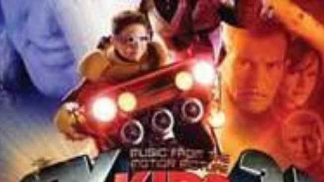 Spy Kids 3-D: Game Over - soundtrack