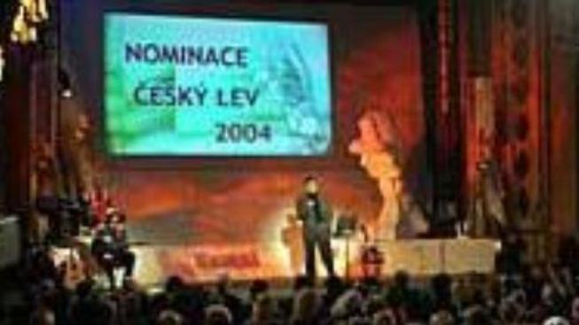 Český lev – nominace za rok 2004