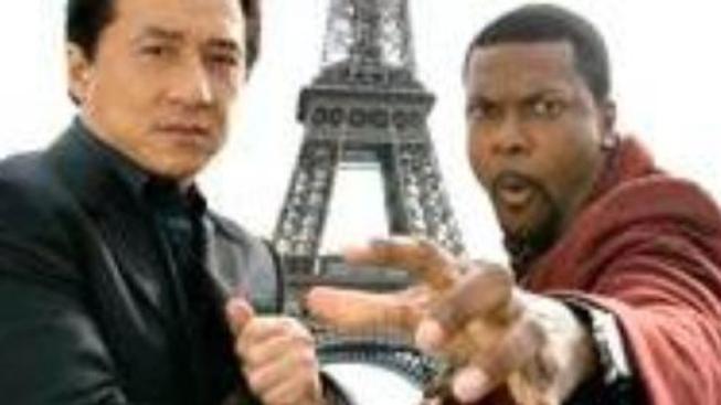 Rush Hour 3 – Tentokráte v Paříži