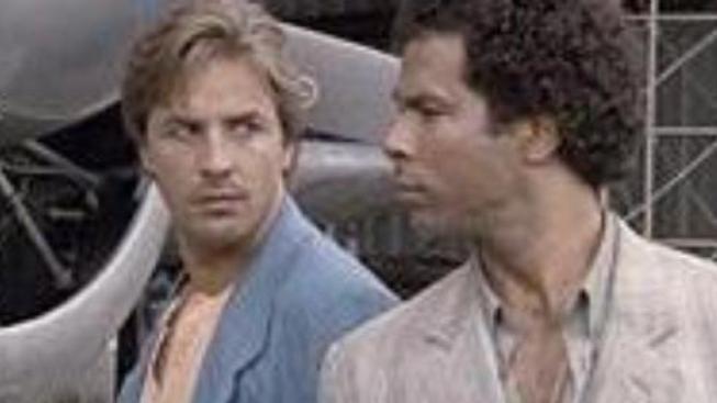 O televizním seriálu Miami Vice