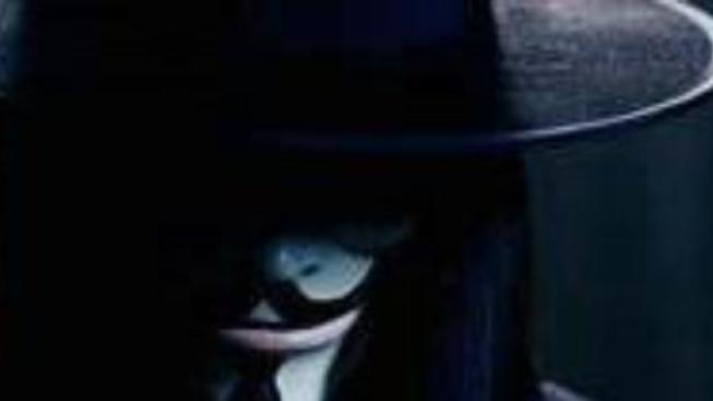V for Vendetta - preview