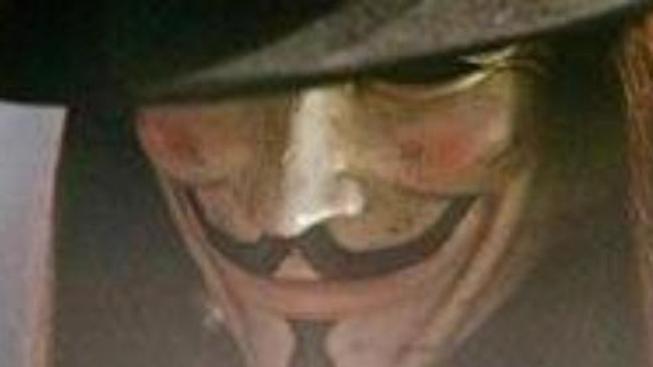 Masky a kostýmy ve filmu V jako Vendeta