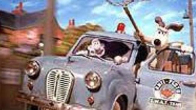 Počítačové animace ve filmu Wallace a Gromit: Prokletí králíkodlaka