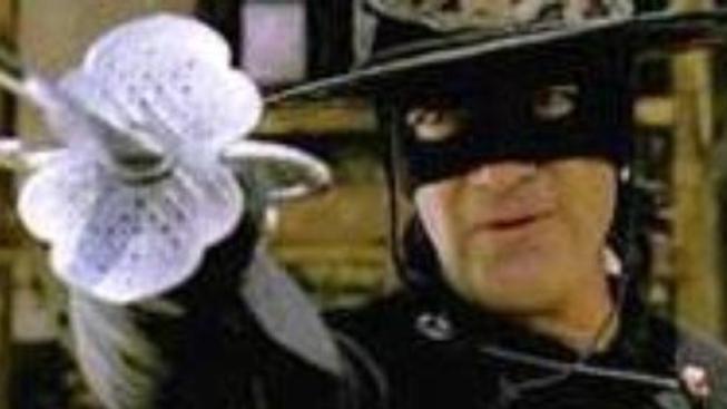 Legenda o Zorrovi