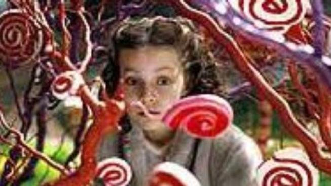 Čokoládový svět Willyho Wonky