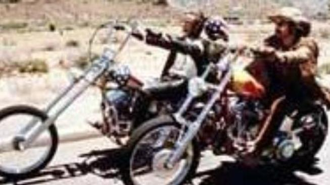 Bezstarostná jízda (Easy Rider)