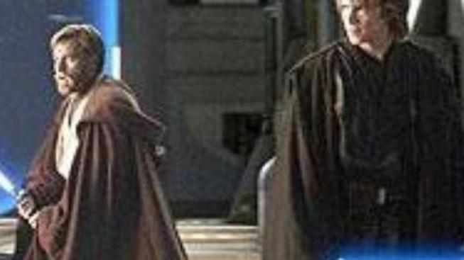 Star Wars: Epizoda III – Pomsta Sithů