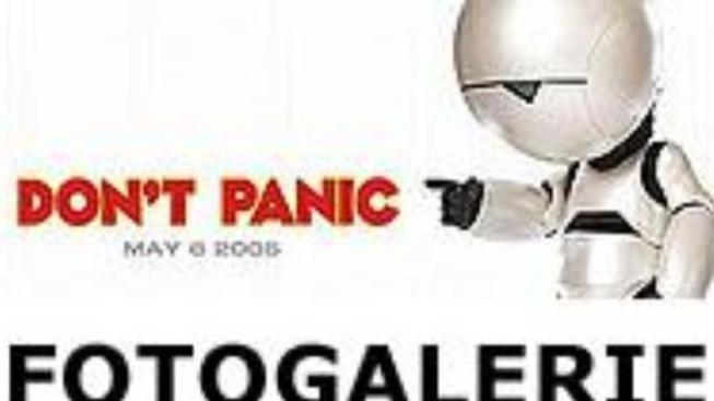 Stopařův průvodce po Galaxii (The Hitchhiker's Guide to the Galaxy) - preview