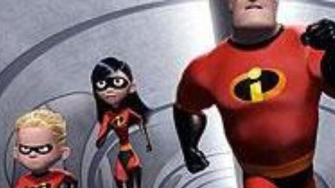 Úžasňákovi - film pro celou rodinu