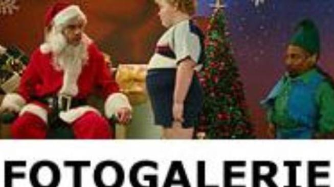 Santa je úchyl (Bad Santa)