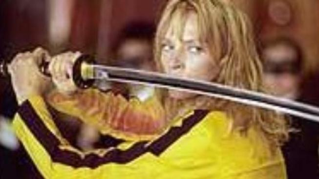 O natáčení filmu Kill Bill 2
