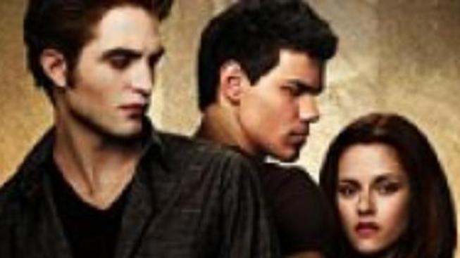 Film Twilight: Nový měsíc porazil rekord v návštěvnosti