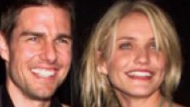 Tom Cruise a Cameron Diazová budí pozornost ve Španělsku