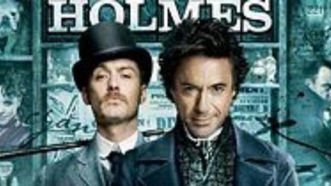 """""""Doufám, že se těžká práce na Holmesovi vyplatí"""", říká režisér Ritchie."""