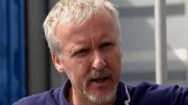Režisér James Cameron má svou hvězdu na hollywoodském chodníku