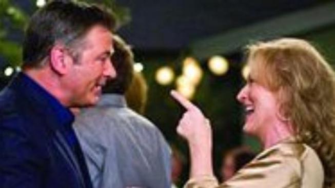 """""""Správného"""" muže volí v nové komedii Maryl Streepová"""