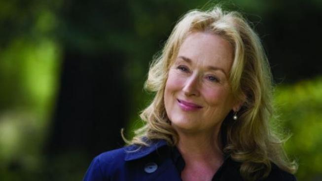 Meryl Streepová byla zvolena čestnou členkou Americké akademie umění a literatury