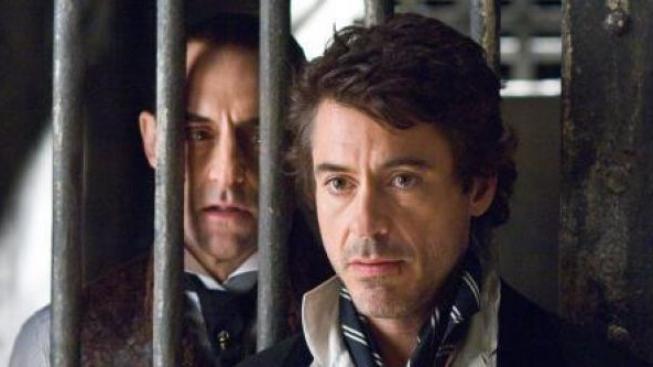 Robert Downey Jr., nový Sherlock Holmes, dnes oslaví pětačtyřicátiny